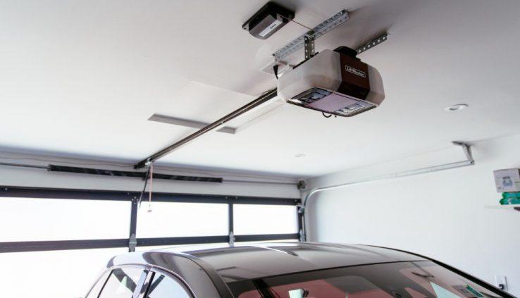 How Does WIFI Garage Door Opener Work?